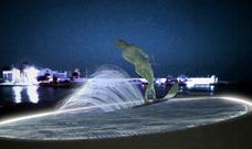 Costas informa a favor del traslado al mar de la escultura de la Venus de Marbella