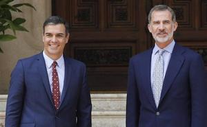 El 'déjà vu' del Rey: un Gobierno en funciones y una investidura fallida