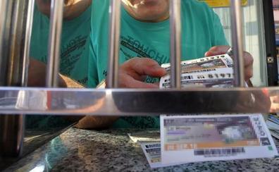 La ONCE deja en Málaga un sueldazo de 300.000 euros