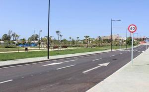 Entra en servicio el nuevo vial entre Bel-Air y Casablanca que evitará la salida a la autovía