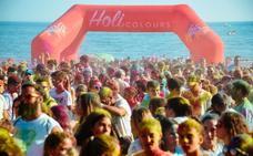 Más de 2.000 personas participarán en la segunda edición del 'Festival Holi Colours' en Rincón de la Victoria