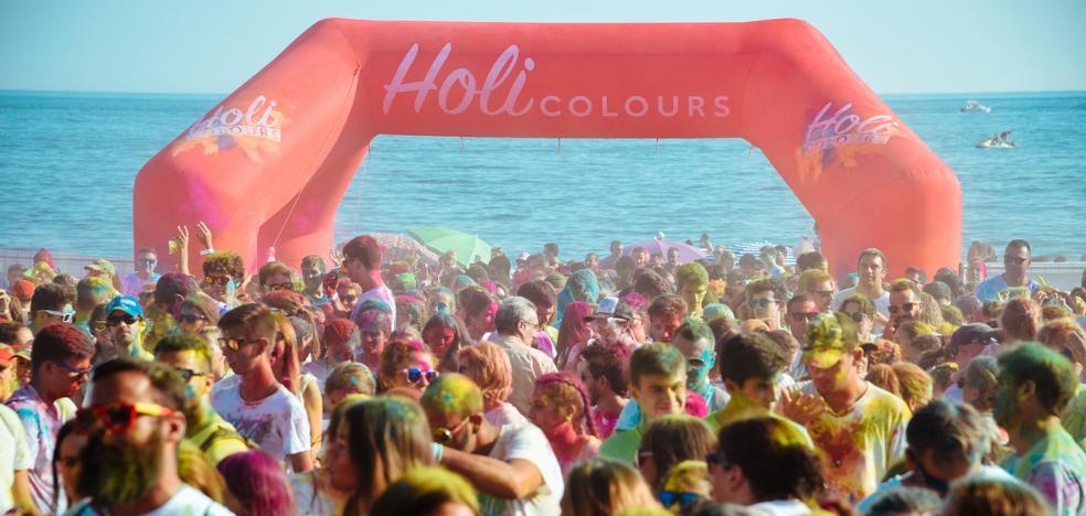 More than 2,000 people will participate in the second edition of the 'Holi Colors Festival' in Rincon de la Victoria