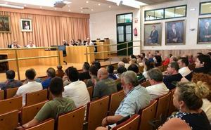 Vélez-Málaga busca alternativas para ubicar la feria de día por las obras de peatonalización del centro histórico