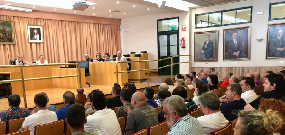 Vélez-Málaga seeks alternatives to locate the day fair for the pedestrianization works of the historic center