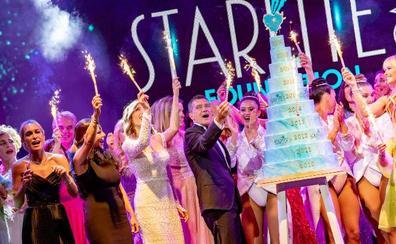 Starlite Gala bate récord de recaudación en su décimo aniversario
