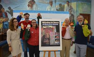 Rincón de la Victoria acoge el VII Festival de Títeres con la celebración especial del 60 aniversario de Peneque El Valiente