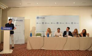Juanma Moreno ratifica en Marbella su compromiso con la finalización del Hospital Costa del Sol