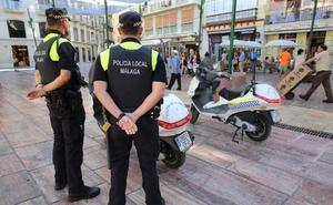 Detenido por amenazar con una motosierra a los policías que fueron a buscarle a su casa en Las Castañetas