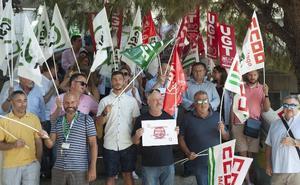 La externalización de las lavanderías de los hospitales de Málaga afectará a 172 trabajadores