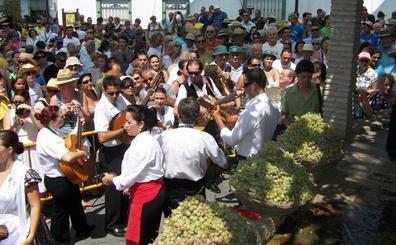 Cómpeta celebra celebra este jueves su Noche del Vino con la vendimia, la gastronomía y el flamenco como protagonistas