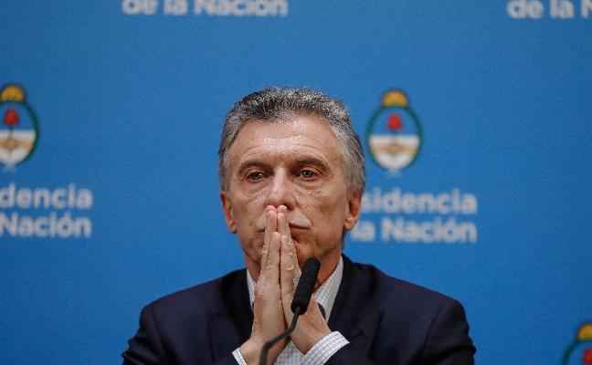 Argentina, vuelco electoral y lunes negro