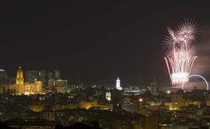 Todo lo que tienes que saber sobre los fuegos artificiales que abren la Feria de Málaga 2019