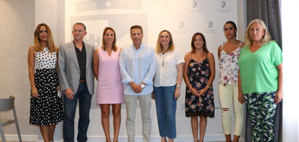 The Board is committed to public-private financing for the marina between Nerja and Torrox