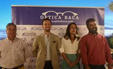 Presentan el XXXV Torneo de tenis Óptica Baca