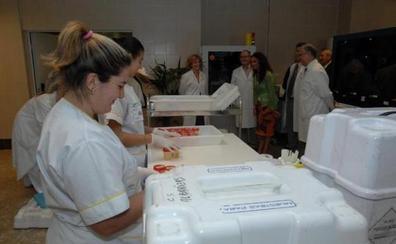 Un total de 65 donaciones de órganos permiten hacer 116 trasplantes hasta julio en Málaga