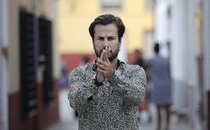 Adrián Santana, el heredero del baile perchelero