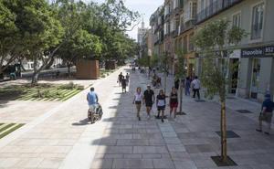 La Alameda se abre a los ciudadanos tras la mayor transformación en un siglo