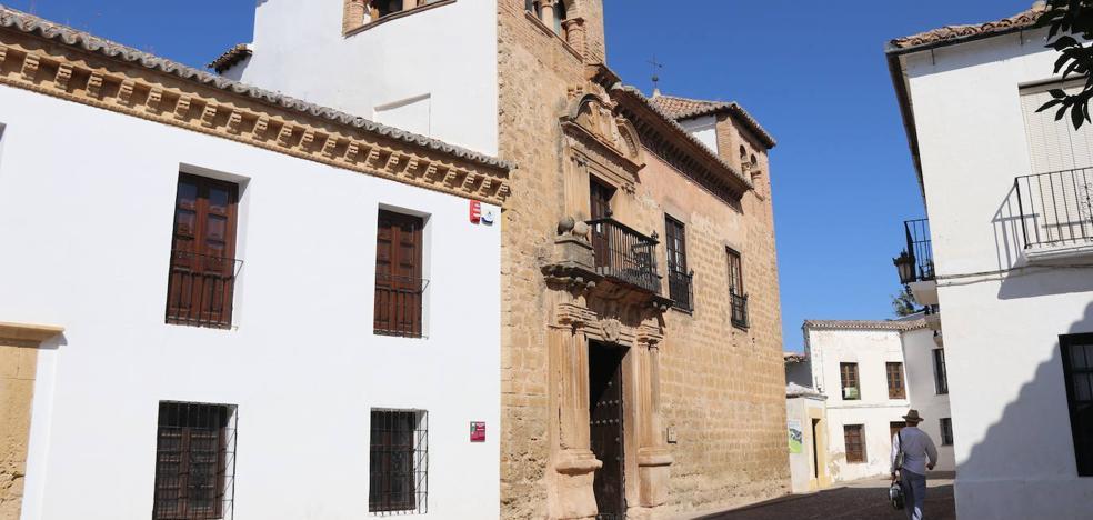 La rehabilitación del Palacio de Mondragón, pendiente de un informe favorable de Cultura