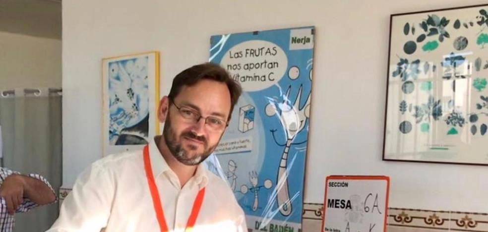 """The Councilor for Citizens in Nerja waives the act """"for personal and work reasons"""""""