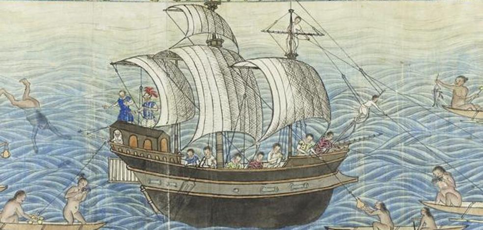 Juan Sebastián Elcano y el escorbuto