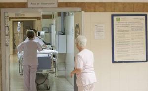 Trabajadores de enfermería de las urgencias del Hospital Regional de Málaga denuncian falta de personal