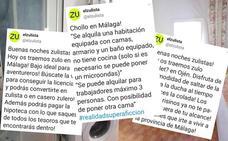 Los peores 'zulos' en alquiler para (mal)vivir en Málaga