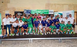 El BeSoccer UMA Antequera se presenta con el objetivo de volver a la élite del fútbol-sala