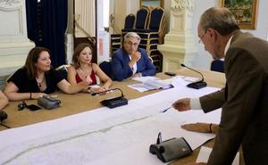 Junta y Ayuntamiento colaboran para agilizar los proyectos del Guadalmedina y Guadalhorce