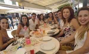 «Adictos» a la Feria de Málaga