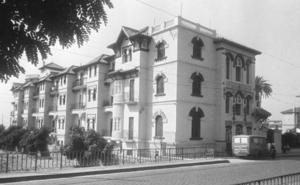 El primer hotel de Málaga frente al mar: Caleta Palace