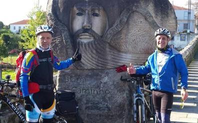 Un Camino de Santiago contra el cáncer