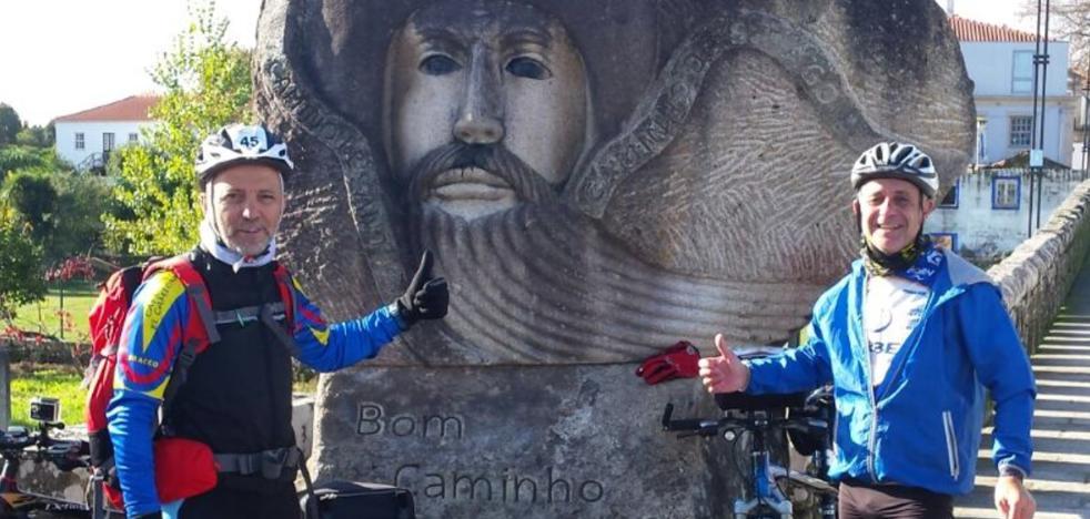 A Camino de Santiago against cancer