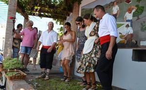 Cómpeta presume de vino y flamenco