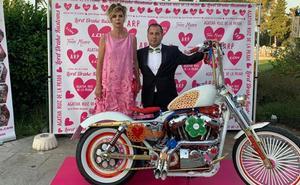 Así es la primera moto Ágatha Ruiz de la Prada