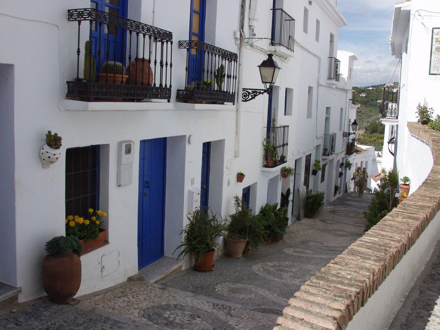 Frigiliana, una villa que cautiva