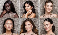 Todas las candidatas a Miss World Spain
