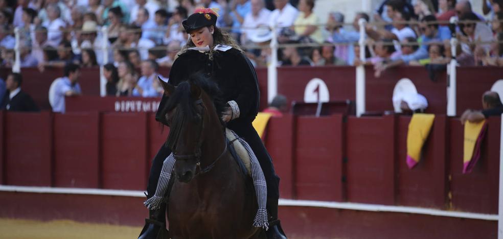 «Ser alguacililla de la plaza de La Malagueta es todo un honor»