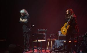 Noche de flamenco y luna llena en Starlite