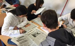 Estudiantes otorgan un 'notable' a la información medioambiental de SUR