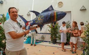 'La Mar de Plásticos': Arte para remover conciencias en Marbella