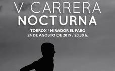 La V Carrera Nocturna de Torrox reunirá a más de 180 deportistas en la Senda Litoral este sábado