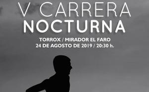 La V Carrera Nocturna de Torrox reunirá a más de 180 deportistas en la Senda Litoral el 24 de agosto