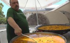 Vídeo   Una Feria de Málaga con sabor cofrade