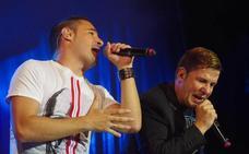 Andy y Lucas llenan el Auditorio Municipal con sus grandes éxitos