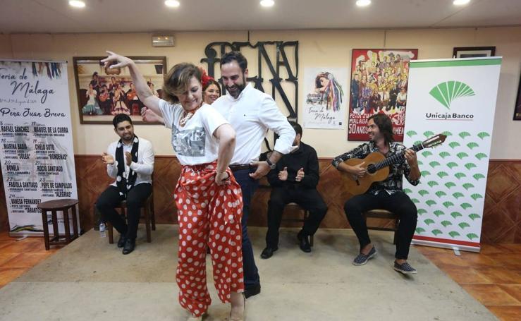 Todas las imágenes del tercer día de la Feria de Málaga 2019