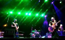 El rock malagueño hace temblar el Real de la Feria