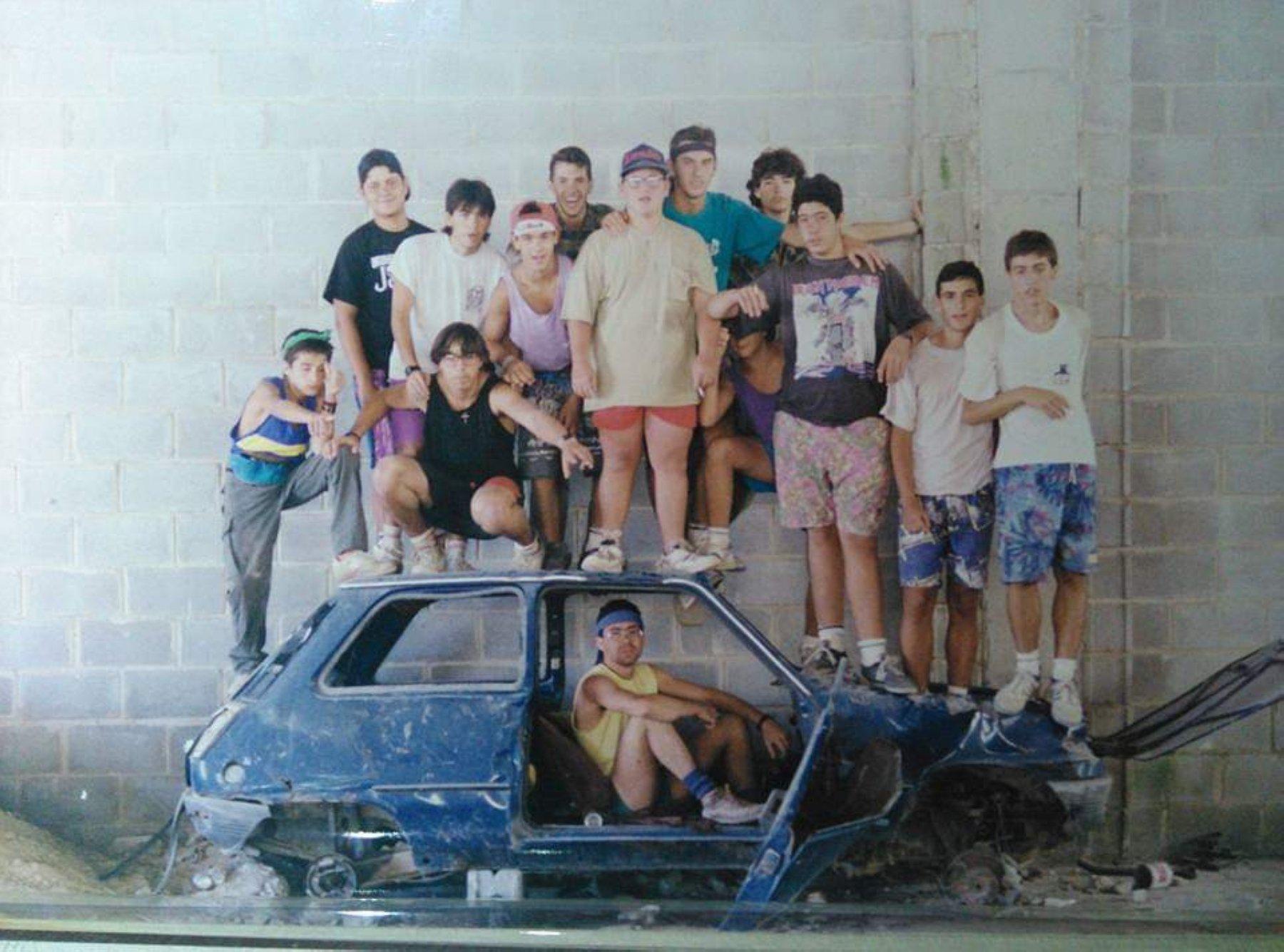 Aquel verano de Pepe Torregrosa de la playa a El Burgo