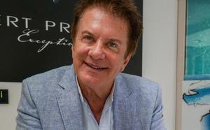 Robert Procop, el joyero de las famosas, en Marbella