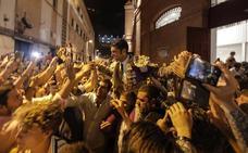Al fin una tarde en la que el público de La Malagueta se lo pasó en grande