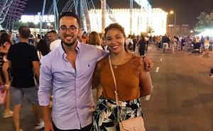 «Vuelvo siempre a la Feria de Málaga porque son mis raíces»